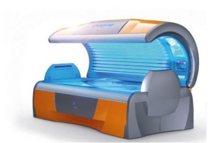 Luxura x7 Tanning Bed