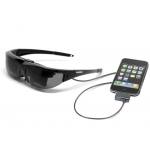Video Glasses with 55 Inch Screen