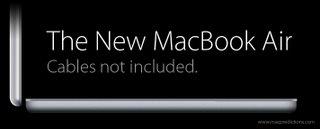 MacBook Air - Rumor