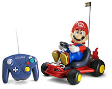 R/C Mario