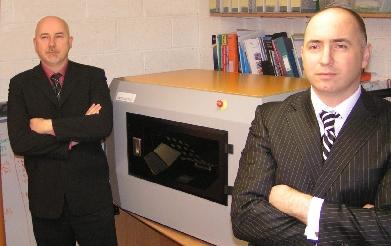 The MCor Matrix 3D Printer