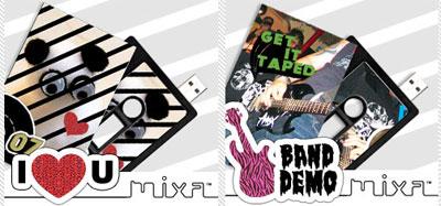 Mixa USB Tape