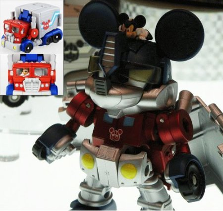 Optimus Mickey