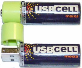 Moxia USB Batteries