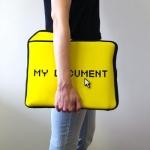My Documents Laptop Bag