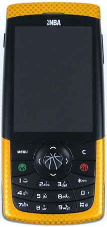 NBA Cellphone