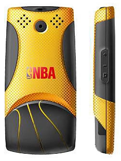 NBA Cellphone