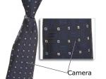Necktie Spy Camera