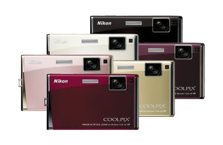 Coolpix Camera Touch Screen