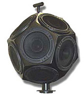 Dodecahedra Speakers
