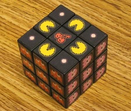 pacman-rubicks-cube