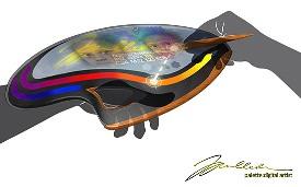 Palette-Digital Artist Handheld PC
