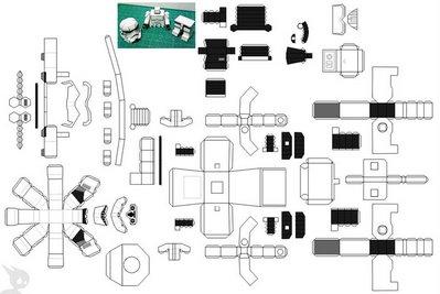 Maquetas De Naves Y Robots De Star Wars Jo Que Cosas