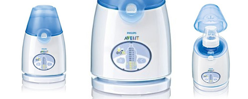 Philip Travel Bottle Warmer ~ Philips avent bottle warmer coolest gadgets