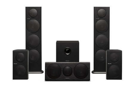 pioneer speakers Pioneer has just announced a new speaker range