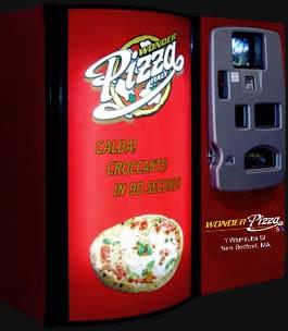 Pizza Vending Machine