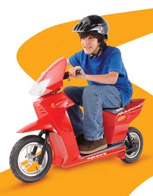 Razor Sport Mod Electric Scooter