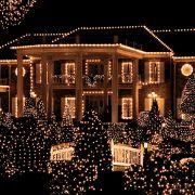 Christmas Carol Outdoor Light and Sound Show