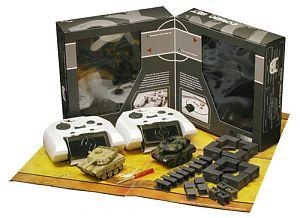 R/C Battle Tanks | Coolest Gadgets