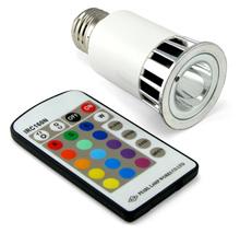 Color Changing LED Lightbulb
