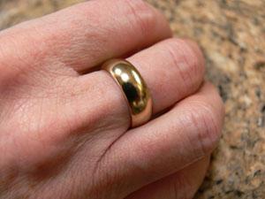 Magnet Wedding Rings