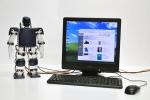 Vstone and ATR Robovie-PC