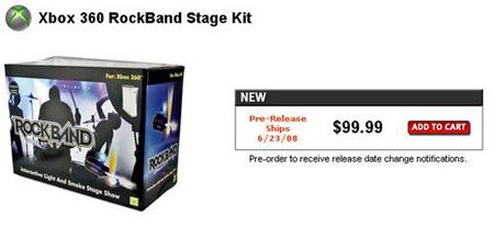 Rock Band Stage Kit