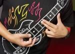 Playable Guitar T-Shirt