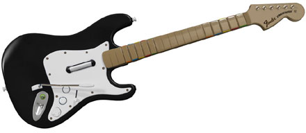 Rock Band Strat