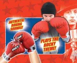 Rocky Boxing Gloves