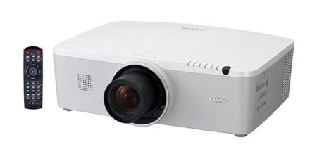sanyo-projector