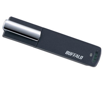 Buffalo 32GB TurboUSB drive