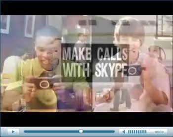 Skype for PSP