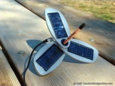Solio Universal Hybrid Solar Charger