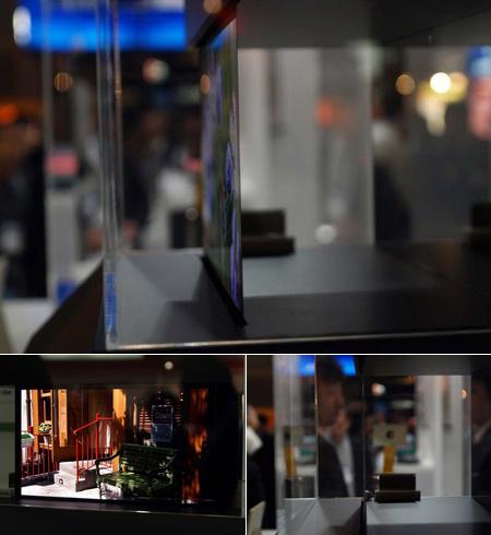 Sony OLED Display