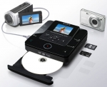Sony DVDirect VCD-MC6 lets you record HD video without a PC