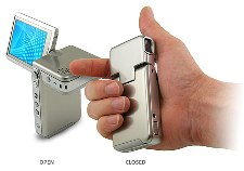 Micro Stainless Steel Camcorder