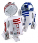 R2-D2 Teams With R2-D1 for Music