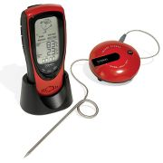 Talking Food Thermometer With Remote Handset