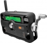 Two-way Crank Radio is perfect for camping and hiking trips