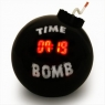 Time Bomb Alarm Clock is sure to drag you out of bed