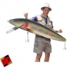 5 Foot Long Fishing Lure Will Put Nessie In Her Place