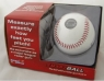 Baseball with Built-in Radar Gun