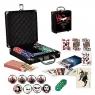 The Dark Knight Joker Poker Set