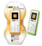 Bic Disposable Pre-Charged Cellphones