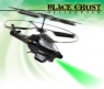 Black Ghost Helicopter for the kids