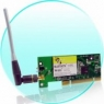 WiFi and Bluetooth PCI card