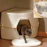 Catty Corner Litter Box
