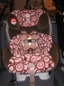 The Britax Advocate Car Seat has built-in airbags