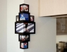 Wrap-Around-the-Corner Digital Photo Frame from Photojojo